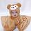 Thumbnail: #17014 - Baby Character Towel