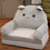 Thumbnail: #19007 - Baby Convertible Sofa Bed