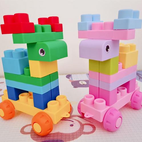 #19011 - Soft Bricks Lego