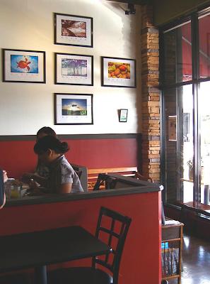 islaRae at Pika's Cafe 2010