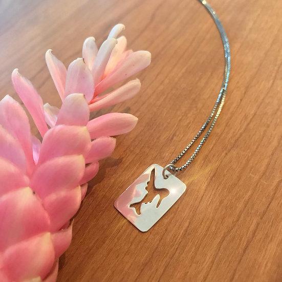 Custom Animal Tag Necklace