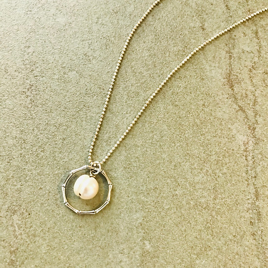 Eternal Bamboo Necklace