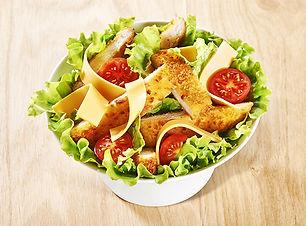 petite salade de saison