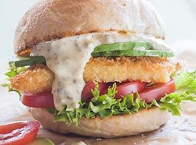 burger :fisher corner burger