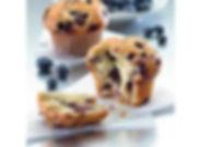 muffin-aux-myrtilles