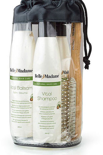 BELLE MADAME Care Set for  Natural Hair Care