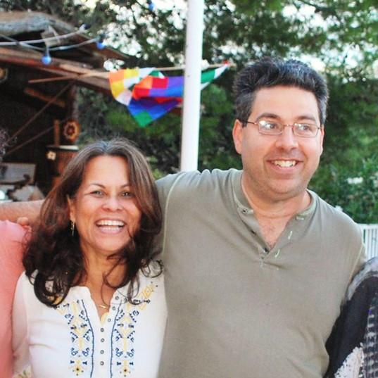 Marialcira y Paul.2013.jpg