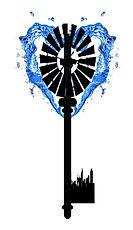 City, Country & Coastal Locksmith Logo