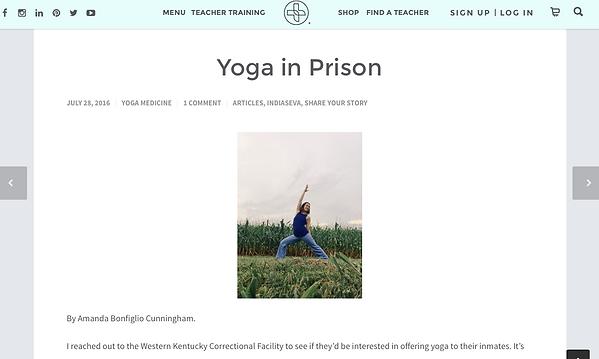 Yoga Medicine
