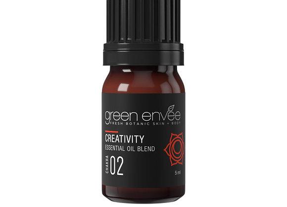 2nd Chakra - Creativity Essential Oil Blend
