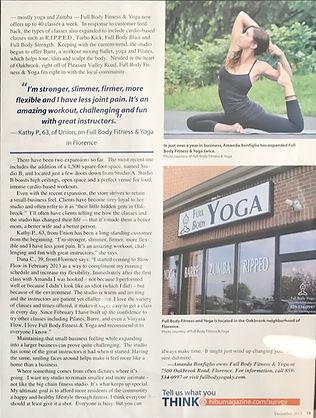 Full Body Fitness & Yoga, Kentucky
