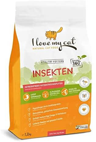 Bellfor's Complete Cat Food - Environmental 1.2Kg