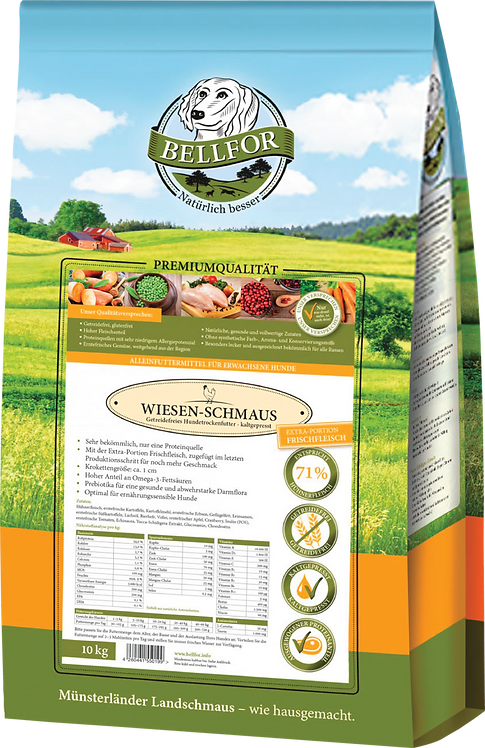 Bellfor's Cold-Pressed Chicken