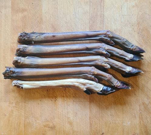 Dried Venison Legs