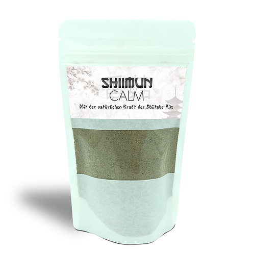 Shiimun Calm with Shiitake Mushrooms from Bellfor 120g