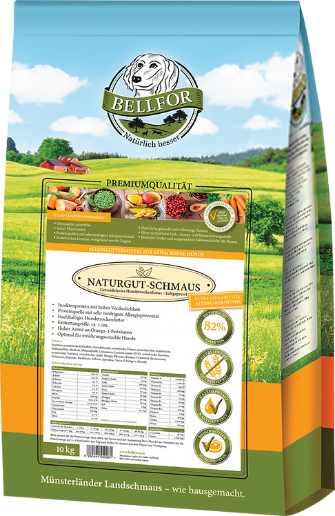 Bellfor's Cold-Pressed Environmental