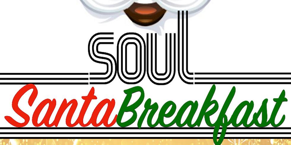 Soul Santa Christmas Breakfast