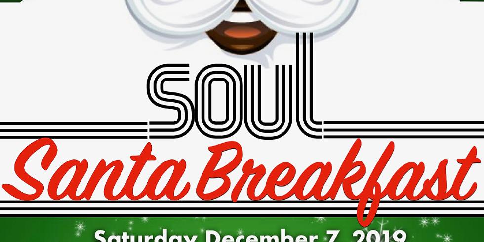2nd Annual Soul Santa Christmas Breakfast