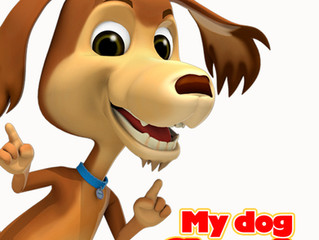 Mi perro Chocolo firma importante alianza con Genius Brand y Playkids