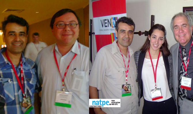 ATIEMPO participa en NATPE 2012