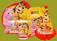 Perro Chocolo productos oficiales