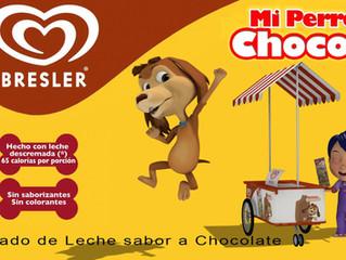 """El Nuevo Helado Bresler del """"PERRO CHOCOLO"""""""