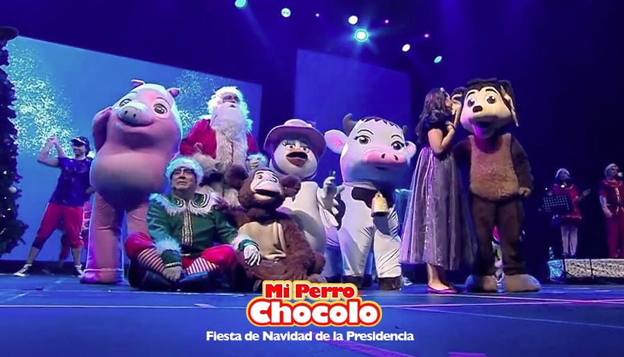 FIESTA DE LA NAVIDAD 2017