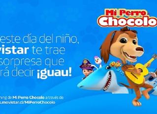MI PERRO CHOCOLO PRESENTA SU PRIMER SHOW VIRTUAL EN EL DÍA DEL NIÑO