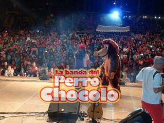 Exito Rotundo de la Banda del Perro Chocolo en Río Bueno