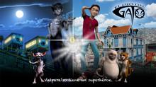 "ATIEMPO prepara su primer largometraje animado              ""El Ojo del Gato"""
