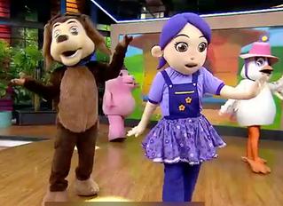 Show del perro Chocolo en Vacaciones de Invierno