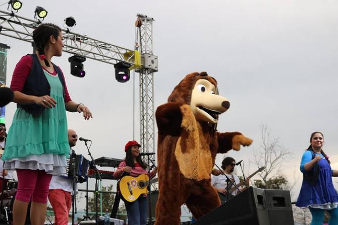 """""""Mi Perro Chocolo"""" un éxito de publico en Casablanca y Calle Larga"""