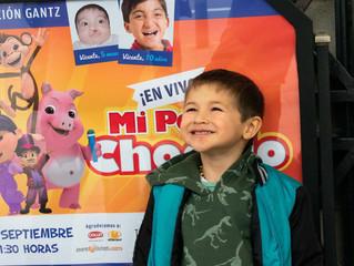 Mi Perro Chocolo apoya a la Fundación Gantz