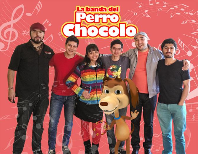 Al fin el Perro Chocolo tiene su propia banda musical