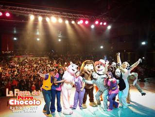 La Fiesta del Perro Chocolo en Teatro Teletón