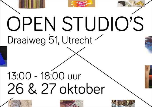 Open Studio's Draaiweg