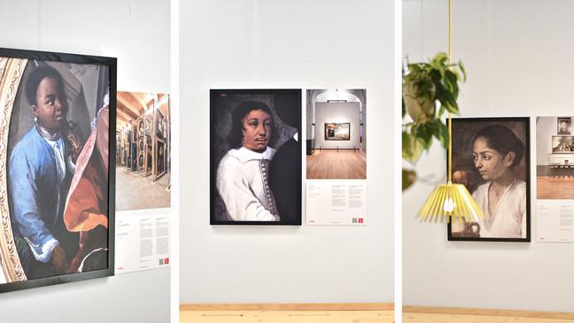 Expositie Qkunst & Social Impact Factory, Van badgast tot ruïnes