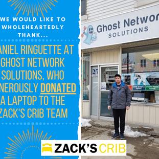 Daniel Ringuette Ghost Network Solutions
