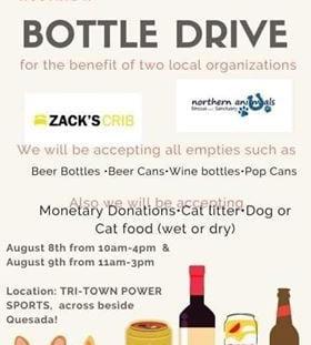 Bottle Drive Poster