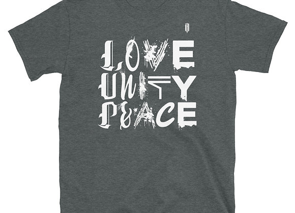 Love, Unity, and Peace Tee