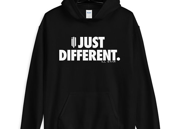 Just Different Hoodie
