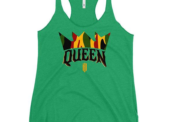 Ill Queen Women's Racerback Tank