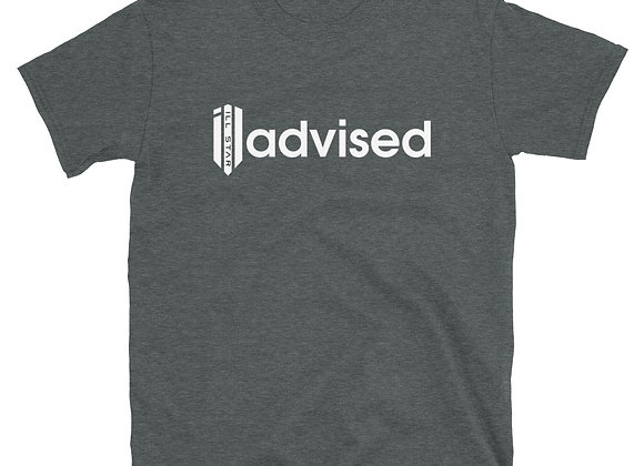 Ill Advised (in white) Tee