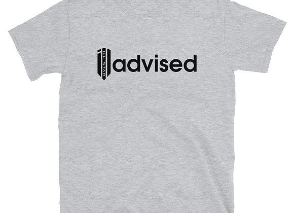 Ill Advised (in black) Tee
