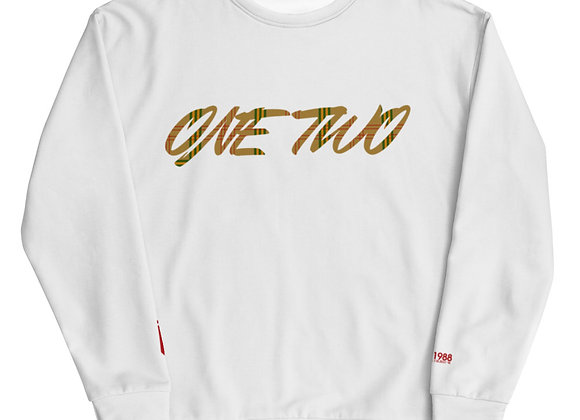 One Two Crew Sweater