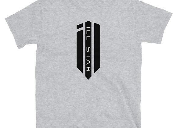 Ill Star Logo Tee (Black Logo)