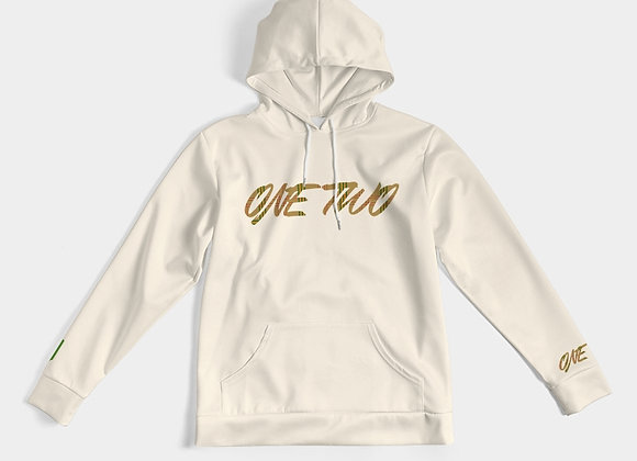 """One Two """"Ill White"""" Hoodie"""