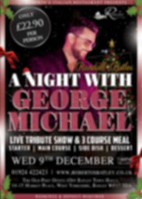 2020 - George Michael - Robertos - Chris