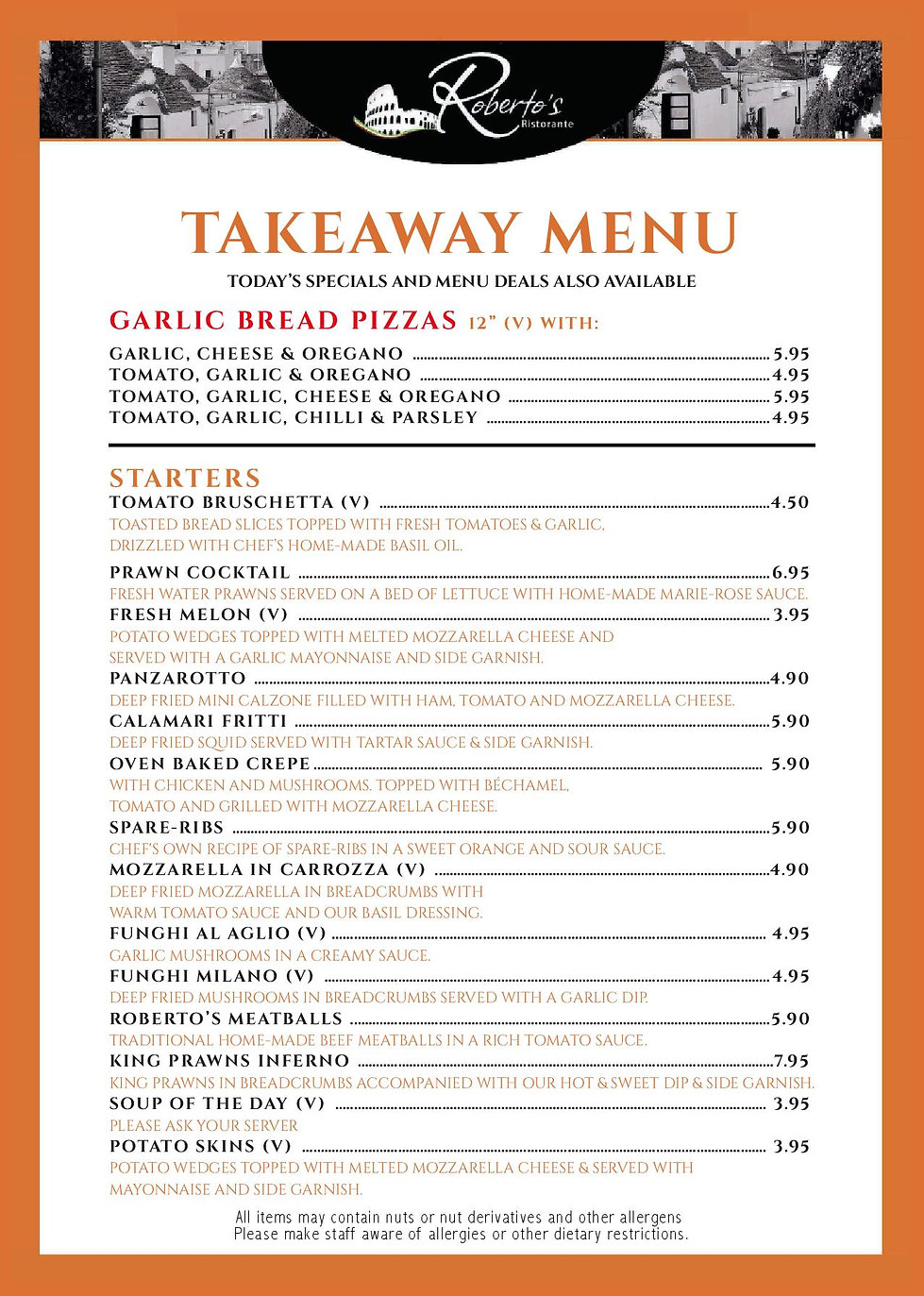PAGE 1 Takeaway menu for web updated pri