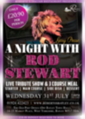 Rod Stewaret- Robertos - july Showtime F